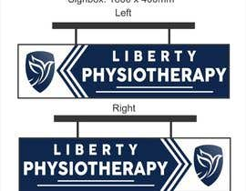 #89 for Design a Lightbox sign for our physiotherapy clinic by Amalbasti