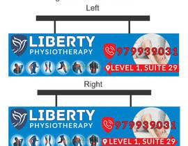 #88 for Design a Lightbox sign for our physiotherapy clinic by WillPower3