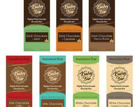 #8 for Design Chocolate Bar Graphics by lounzep