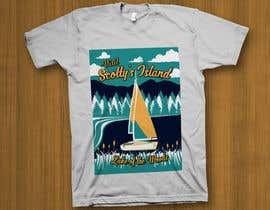 #17 for Vintage travel tshirt design by SyazlanHadi