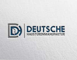 "#42 for Design a Logo for my company ""DEUTSCHE HAUSTÜRENMANUFAKTUR"" by eddesignswork"