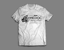 #24 for Medoc Race T-Shirt - Tweak Existing Logo by fesiiqbal