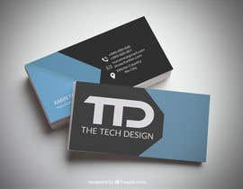 #73 for Business Card by TuhinMI