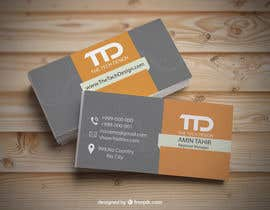 #74 for Business Card by TuhinMI