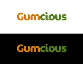 "#188 for Logo Design for ""Gumcious"" a gummy Multivitamin brand by kaygraphic"