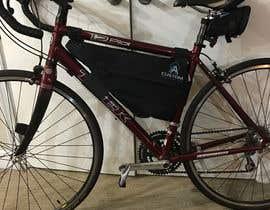 #41 for Design a Logo for an Innovative Custom Bike Frame Bag Company by Tahmim