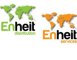 nº 26 pour Logo Design for Enheit par Noc3