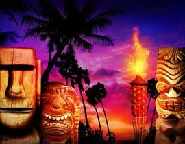 #11 for Design a large high quality Tiki Poster by freeland972