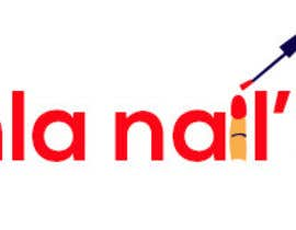 #11 for Hla Nails logo by noman237