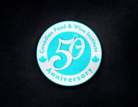 #15 for Design a Logo for 50th Anniversary Event by AhmadBinNasir