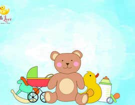 #18 for Graphic Design: Baby Theme Background by diegoalbaga