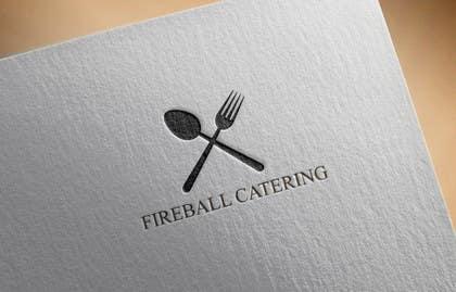 #9 for Fireball Catering Logo by nikolsuchardova