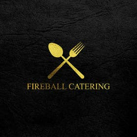 #10 for Fireball Catering Logo by nikolsuchardova