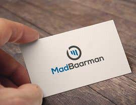 #54 for Logo design for MadBaarman - an young creative video maker by Imam01