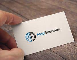 #59 for Logo design for MadBaarman - an young creative video maker by Imam01