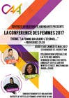 Proposition n° 3 du concours Flyer Design pour Conference des Femmes 2017