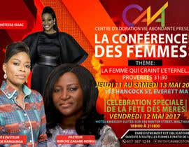 nº 5 pour Conference des Femmes 2017 par saadallahzenfouh