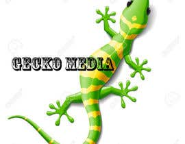 #9 for logo design - gecko shaped. geckotv by Myraayin