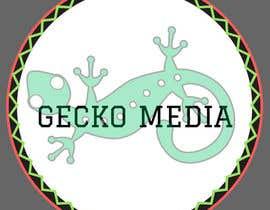 #5 for logo design - gecko shaped. geckotv by AmirAzman28