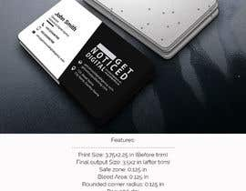 #218 for Design some Business Cards for Get Noticed by vectorhive