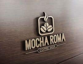 #73 for #2 Logo Design for Coffee Branding Concept: Mocha Roma or MochaRoma by engrmykel