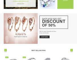 #7 for Diamond Ring Web App by yuvi9616085436