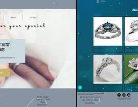 #3 for Diamond Ring Web App by sakinafatima10