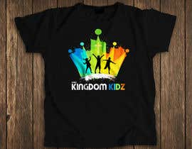 #19 for I need a logo for my church children's group called: Kingdom Kidz. by saseart