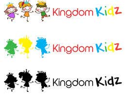 #4 for I need a logo for my church children's group called: Kingdom Kidz. by garceta14