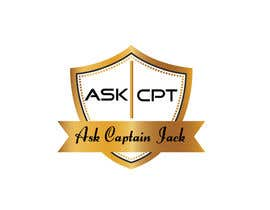 #73 for Ask Captain Jack logo by nahid99h