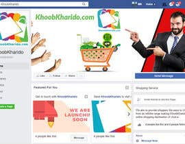 #36 for Design a Facebook landing page ! by tipomia