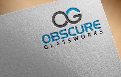 #48 for OBSURE GLASSWORKS LOGO by immuradahmed