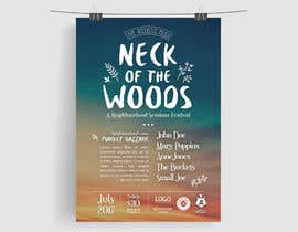 "#35 for Neck Of The Woods ""A Neighbourhood Sessions Festival"" by adahertmann"