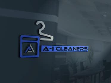 #36 for Design a Logo - dry cleaners by MdAlfajHosen