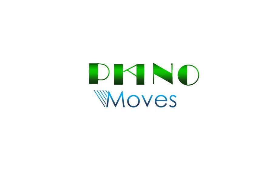Συμμετοχή Διαγωνισμού #197 για Logo Design for Piano Moves