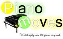 Graphic Design Contest Entry #163 for Logo Design for Piano Moves