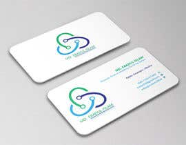 #44 for Simple and creative Business Card by Polynur