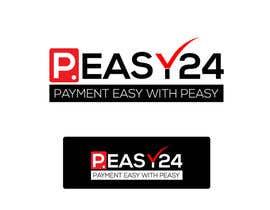 #124 for Peasy24 Logo by sakibongkur