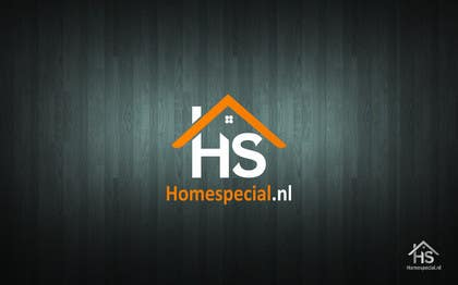 #77 for Ontwerp een Logo for Homespecial.nl by jamilafridi