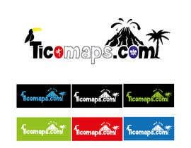#17 for Logo para ticomaps libre by elieserrumbos