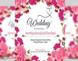 #14 for Order of Service - Wedding Design by fastaiddesigner