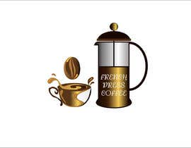#94 for Design a Logo for french press coffee by nasta199630