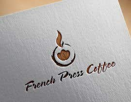 #84 for Design a Logo for french press coffee by designroots