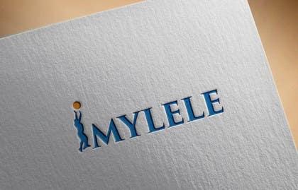 #12 for Logo design for youth girl basketball/ modeling (MYLELE) by kausar999