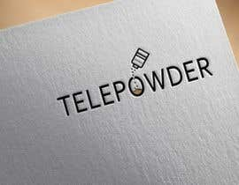 #5 for Design a Logo for Telepowder by EngHeba14