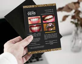 #29 for Design a Snazzy Dazzly Flyer for ToothGems By MoMo!! :)~ by ROCKdesignBD