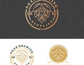 studiosv님에 의한 Design a Beer Brewing Supply Company Logo을(를) 위한 #101