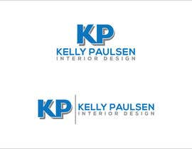 #162 for Logo for Kelly Paulsen Interior Design by AthinaAnjum