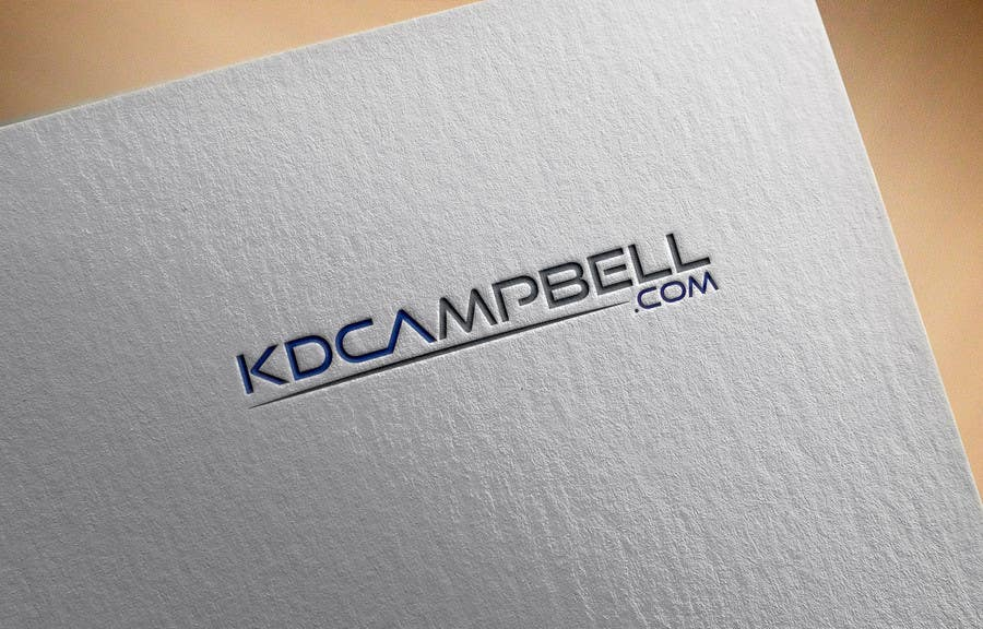 Contest Entry #73 for Design a Logo for Motivational Speaker Keenan Campbell