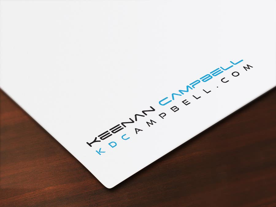 Contest Entry #111 for Design a Logo for Motivational Speaker Keenan Campbell